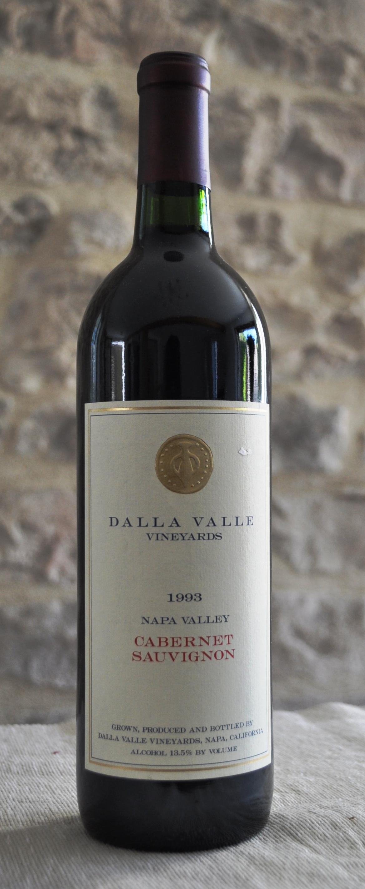 1993-Cabernet-Sauvignon-Dalla-Valle-Napa-Valley