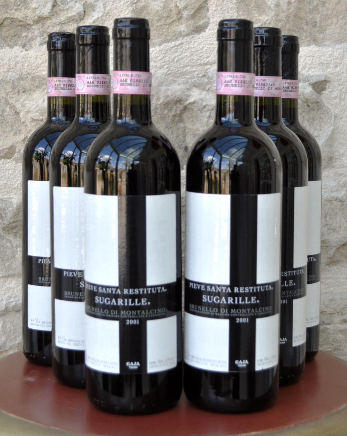 2001-Sugarille-Brunello-di-Montalcino-Gaja